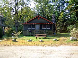 cabin rental in the adirondacks
